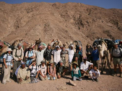 My trek across the Sinai and how it changed me